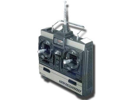 Immagine di Sanwa - Radio Vanguard 6 CH 4 Servi  6P