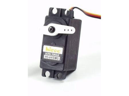 Immagine di Hitec - Servocomando HS-645MG Ultra torque
