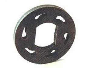 Immagine di Nuovo disco del freno in  metallo per Mantua evo