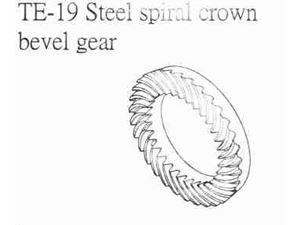 Immagine di Pignone Conico A Spirale