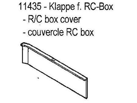 Immagine di Carson Coperchio RC Box    STORMRACER