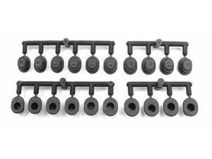 Immagine di Hudy - XRAY XB8/XB8R Set boccole eccentriche (2)