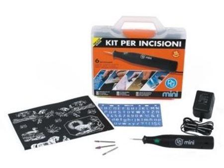 Immagine di PG mini - Kit per incisioni