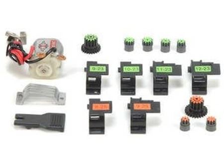 Immagine di Carson X Mods Tuning Parts Evo Motore da competizione con accessori