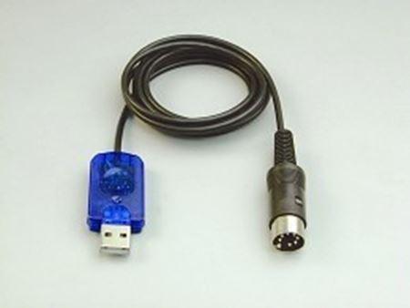 Immagine di Multiplex - Cavo USB per Radiocomandi