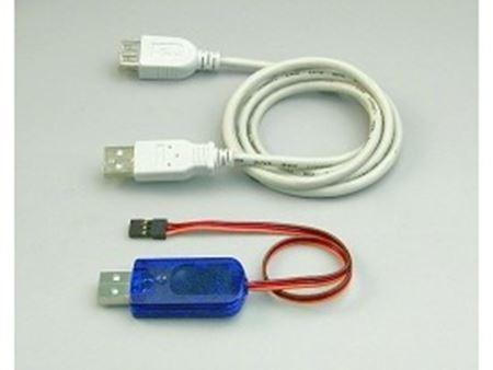Immagine di Multiplex - Cavo USB per riceventi RX-Synth