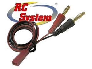 Immagine di RC System - Set connettori carica Rx B.E.C.