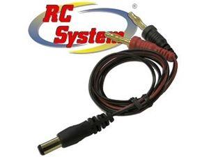 Immagine di RC System - Set connettori carica Tx
