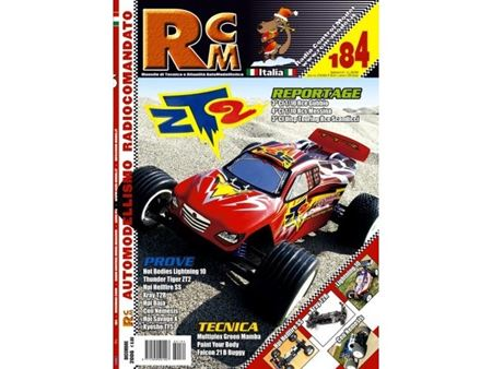 Immagine di Rivista di modellismo RCM Model N. 184 Dicembre 2006