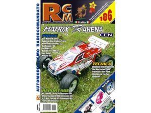 Immagine di Rivista di modellismo RCM Model N. 186 Febbraio 2007