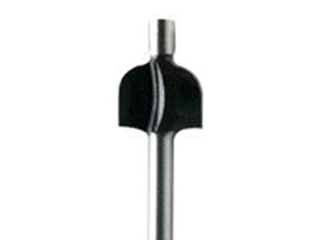 Immagine di PG mini - Fresa HSS prof. concavi 4mm
