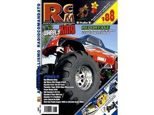 Immagine di Rivista di modellismo RCM Model N. 188 Aprile 2007