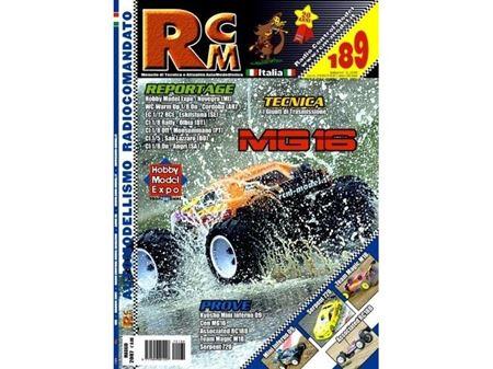 Immagine di Rivista di modellismo RCM Model N. 189 Maggio 2007