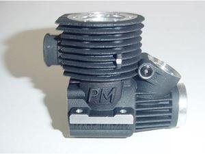 Immagine di Paruamodel -Carter Motore Modificato con cuscinetti montati Off Road S21 - C7X