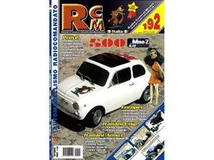 Immagine di Rivista di modellismo RCM Model N. 192 Settembre 2007