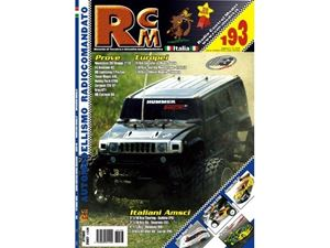 Immagine di Rivista di modellismo RCM Model N. 193 Ottobre 2007