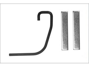 Immagine di Kyosho Fazer Ferrari Ricambi - Pasticche dei freni