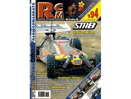 Immagine di Rivista di modellismo RCM Model N. 194 Novembre 2007