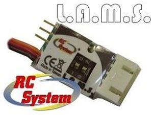 Immagine di RC System - LAMS LiPo Advanced Monitor System