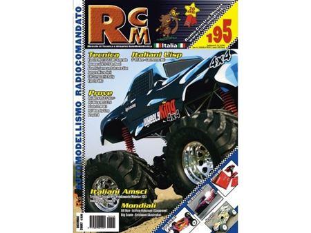 Immagine di Rivista di modellismo RCM Model N. 195 Dicembre 2007