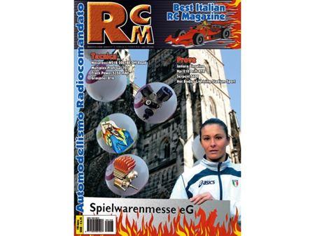 Immagine di Rivista di modellismo RCM Model N. 198 Marzo 2008