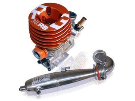 Immagine di RB - Motore RB 'V12 R3' con Kit Scarico