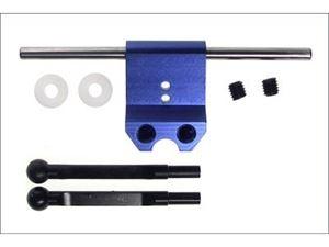 Immagine di Ricambi Kyosho Evolva - Stabilizzatore posteriore regolabile., Set