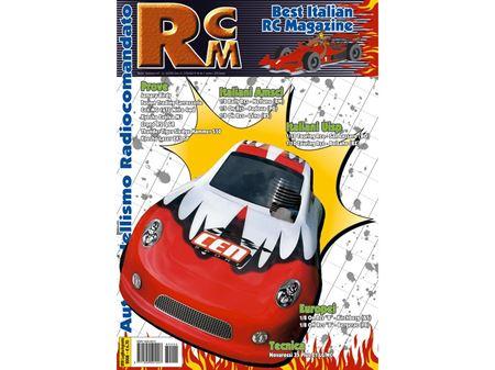 Immagine di Rivista di modellismo RCM Model N. 202 Luglio/Agosto 2008
