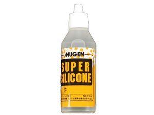Immagine di Mugen Seiki - Olio al silicone per ammortizzatori Viscosità 400