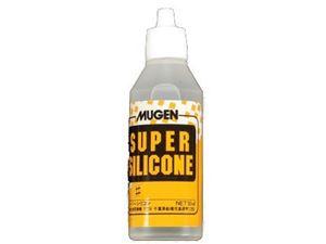Immagine di Mugen Seiki - Olio al silicone per ammortizzatori Viscosità 550