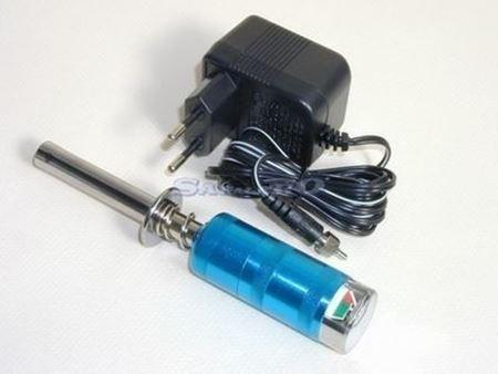 Immagine di Accendi candela RC System incluso batteria da 3600 mAh e caricabatteria