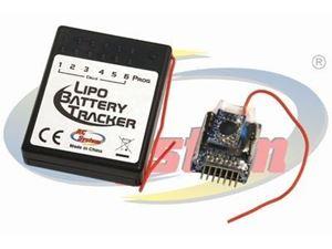 Immagine di RC System - LiPo Battery Tracker Rivelatore di tensione