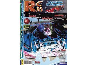 Immagine di Rivista di modellismo RCM Model N. 206 Dicembre 2008