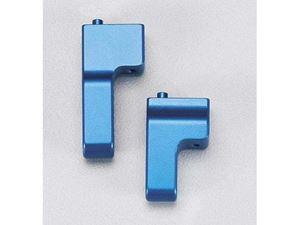 Immagine di Montaggio servo in alluminio blu  Monster Jam De Agostini