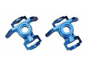 Immagine di Mozzi post alluminio blu Monster Jam De Agostini