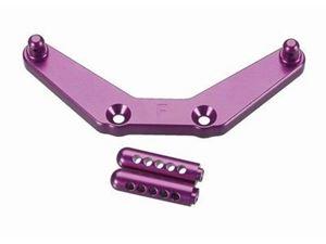 Immagine di Montaggio body ant. Alluminio viola Monster Jam De Agostini
