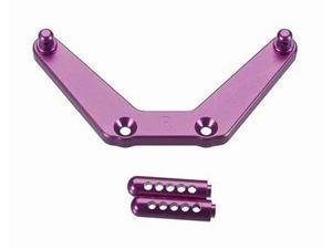Immagine di Montaggio body post alluminio viola Monster Jam De Agostini