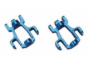 Immagine di Porta mozzo ant. Aluminio blu Monster Jam De Agostini