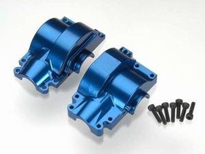 Immagine di Scatola trasm alluminio blu Monster Jam De Agostini