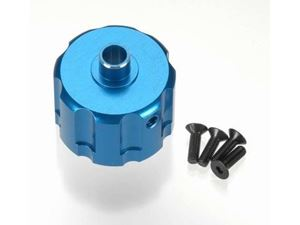 Immagine di Scatola differenziale alluminio blu Monster Jam De Agostini