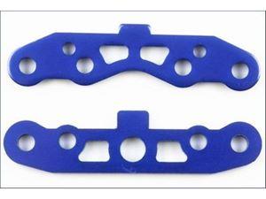 Immagine di Kyosho Ricambi - Supporto dei perni dei braccetti blu  - Inferno ST e GT Calsonic - Mad Force Pro