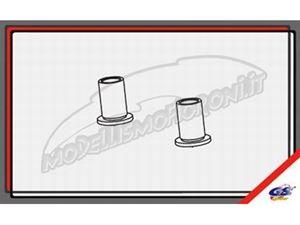 Immagine di GS Ricambi - Inserti per braccio anteriore inferiore GS Storm CLX