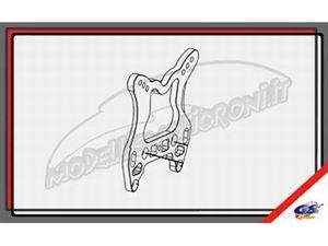 Immagine di GS Ricambi - Supporto ammortizzatori anteriori GS Storm CLX