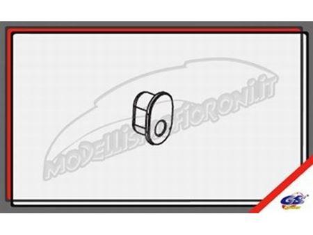 Immagine di GS Ricambi - Inserti regolazione bracci anteriori superiori GS Storm CLX