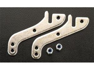 Immagine di Piastre alluminio sterzo (2) Monster Jam De Agostini
