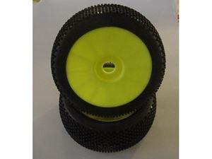 Immagine di Schepis Model - Gomme incollate su cerchi per off-road 1/8 DOMINATOR