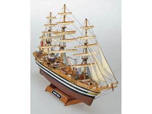 Immagine di Mamoli - AMERIGO VESPUCCI vascello Sc. 1:350 L. 280 mm. H. 170 mm.