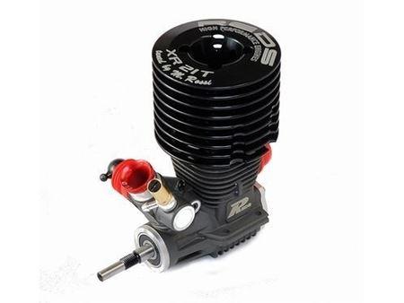 Immagine di Reds Racing - Motore XR21T Perfect torque Tuned by M.Rossi con marmitta Novarossi 9901 e collettore