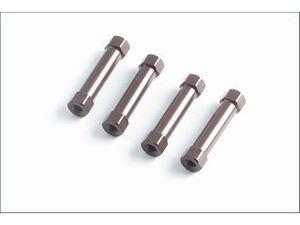 Immagine di Kyosho Ricambi MP9 -  Supporto dell'alettone. Alluminio (4 Pz)