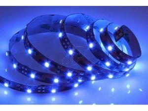 Immagine di STRISCIA LED BLU  (1 metro/60 Led)
